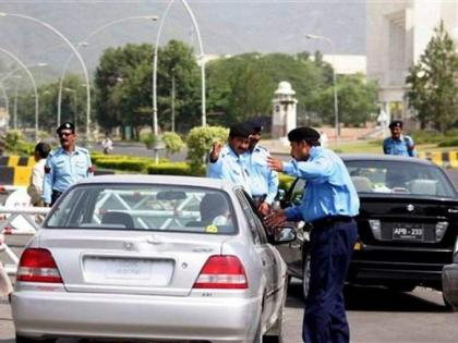 CTP check over speeding on city roads; 1330 challan slips issued to violators
