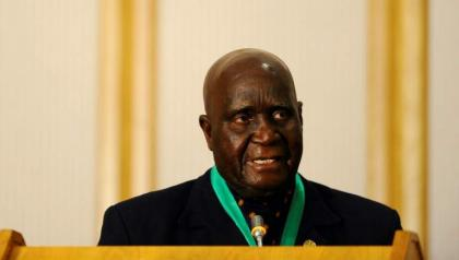 Zambia's former president Kaunda hospitalised: official