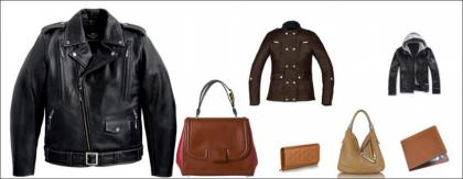 Leather Garments exports increase record  7.41%