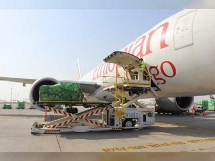 Mohammed bin Rashid orders humanitarian aid flight to volcano-hit Goma in Congo