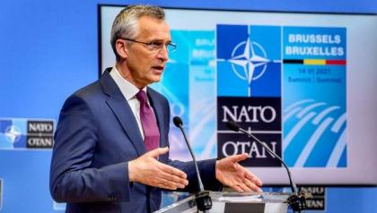 NATO Leaders Agree to Strengthen Alliance's Resilience, Cooperation