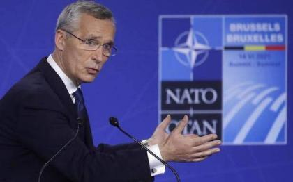NATO Members Should Address Challenge Posed by China Despite Trade Links - Stoltenberg