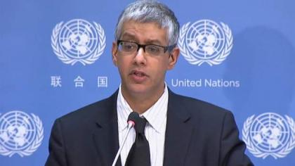 UN Hopes Incoming Israeli Government Deals With Palestinians in Good Faith - Spokesperson