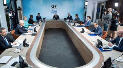Beijing Contests G7 Meddling in China's Internal Affairs - Foreign Ministry