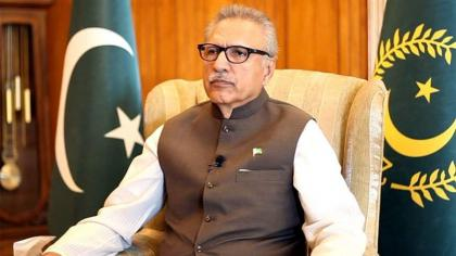 President expresses condolence with victims' family of Canada terrorist attack