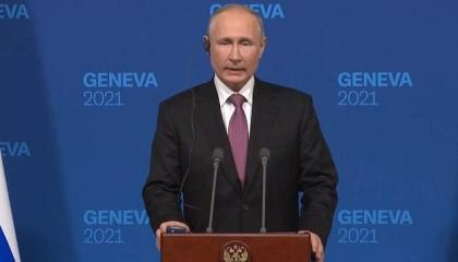 Putin Questions US Position to Speak on Human Rights When Guantanamo Bay Operating