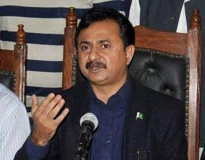 CM Murad is only interested in kickbacks instead of purchasing Covid vaccine for people: Haleem Adil