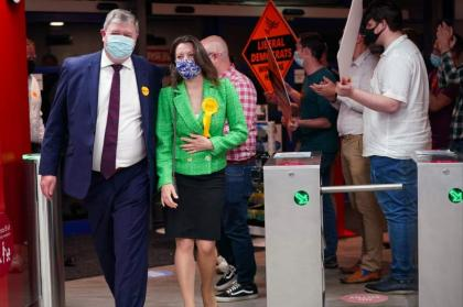 UK's Liberal Democrats Seize Traditionally Conservative Parliamentary Seat in By-Election