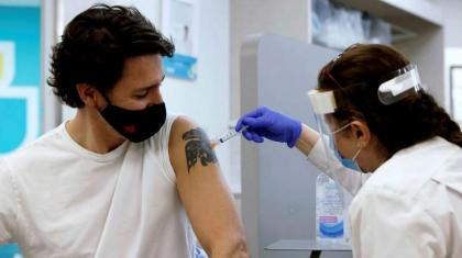 Half of Germans have first jab but variant fuels fears