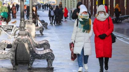 Moscow records 9,056 new Covid cases, a pandemic high
