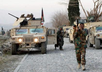 US Did Not Ask Kazakhstan to Receive Troops After Withdrawal From Afghanistan - Military