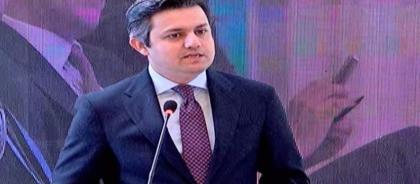 Economy on right track due to transparent, corruption free governance : Hammad Azhar