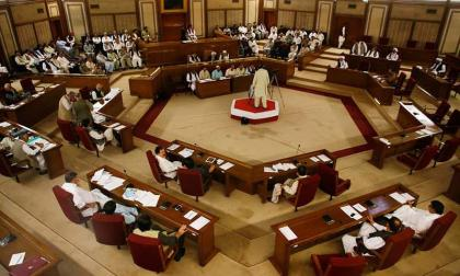 Balochistan govt unveils Rs 584.083 bln growth-oriented budget