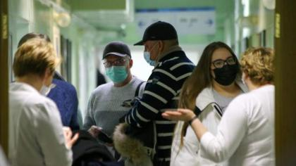 Moscow sets new pandemic high for Covid cases second day running: govt