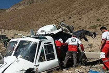 One Dead as Helicopter Carrying Ballot Boxes Crashes in Iran - State Media