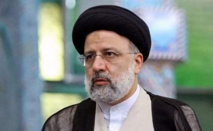 Lebanese Leader Congratulates Iranian President-Elect Raisi on Victory