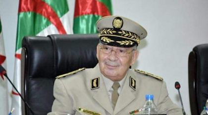 Algerian Chief of Staff Heads to Moscow for Security Conference