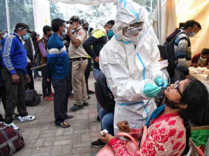India reports 42,640 new coronavirus infections, 1,167 deaths