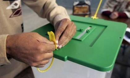 AJK elections, 984 candidates file nominations papers for 45 general seats.