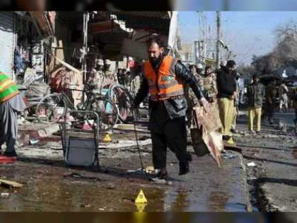 Pakistan blast kills one, injures 14