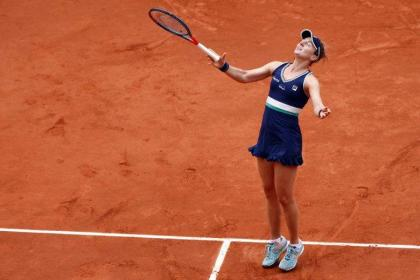 Tennis: Bad Homburg WTA results