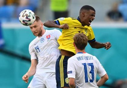 Quaison partners Isak in Sweden attack for Poland clash