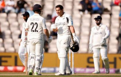 New Zealand triumph over India in World Test final