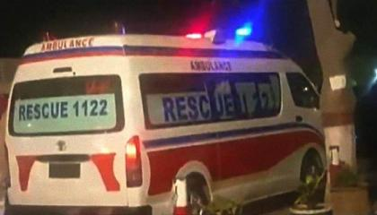 Two died and seven injured as a school van plunges into a deep gorge at Beeran Gali