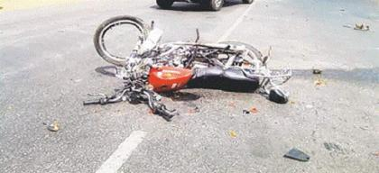 Motorcyclist succumbs to head injuries in bikes collision
