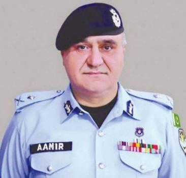 Aamir Zulfiqar Khan posted as DDG ANF