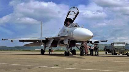 Russia's MiG-31K Jets Capable of Carrying Hypersonic Missiles Arrive in Syria - Military