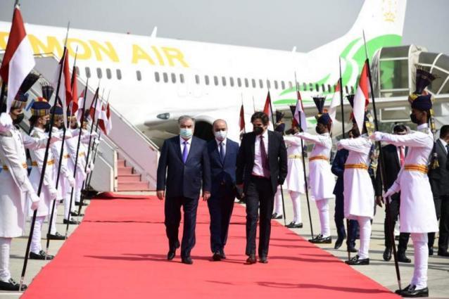Tajik President arrives in Islamabad today