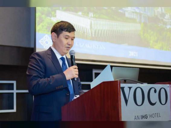 Kazakhstan Ambassador stresses depth of historical relations with UAE