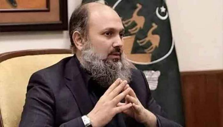 CM Balochistan expresses his dissatisfaction over poor performance of S&GAD
