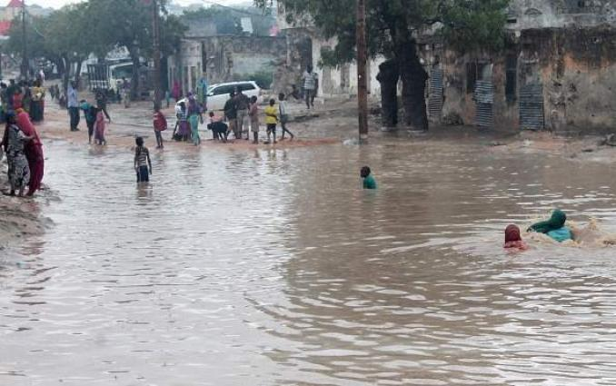 Flooding affects 400,000 people in Somalia