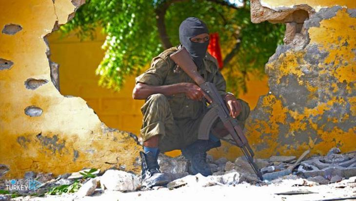 Somali army says kills 70 Shabab militants