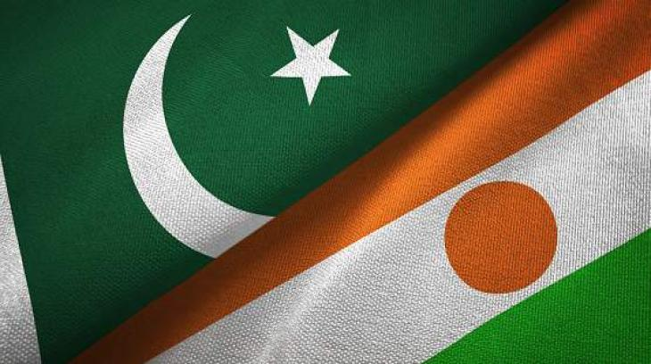 Niger ministers due in Pakistan on June 15 to promote bilateral trade