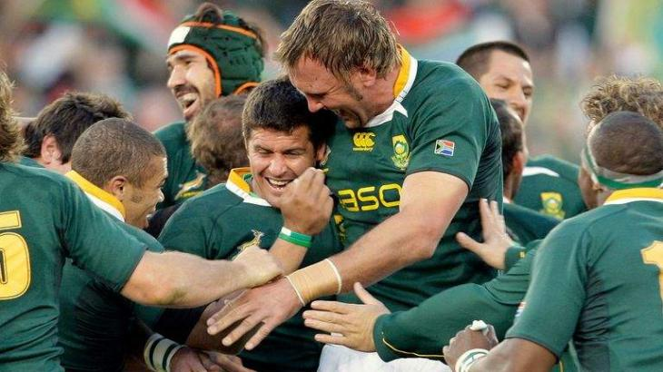 RugbyU: South Africa squad for Georgia, Lions Tests