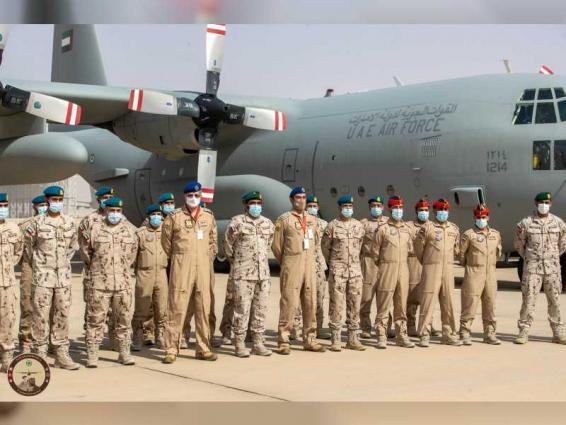 Air Force, Air Defence participate in 'Tuwaiq 2' joint exercise in Saudi Arabia