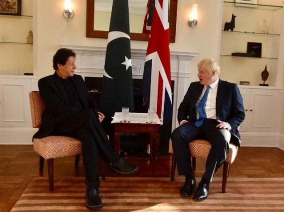 PM, UK counterpart discuss bilateral ties, Afghan peace process, Covid-19 in telephonic conversation
