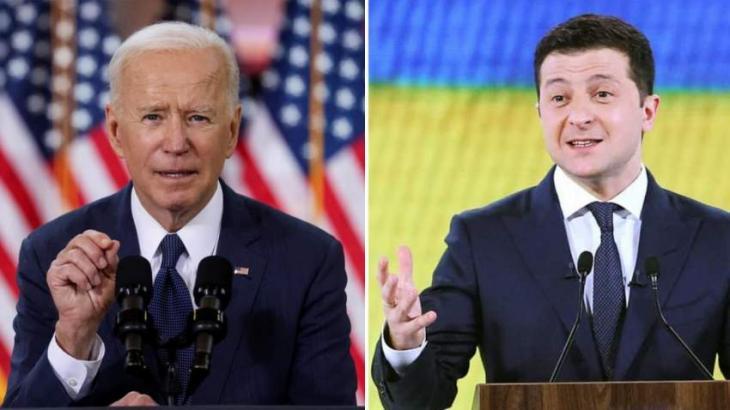 Biden invites Ukraine's president to W.House: official
