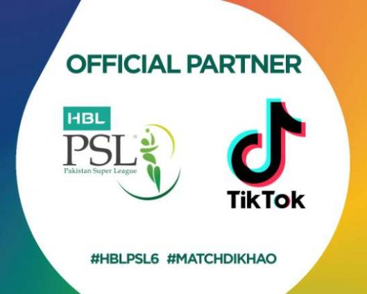 PSL signs partnership with TikTok for remaining matches in Abu Dhabi