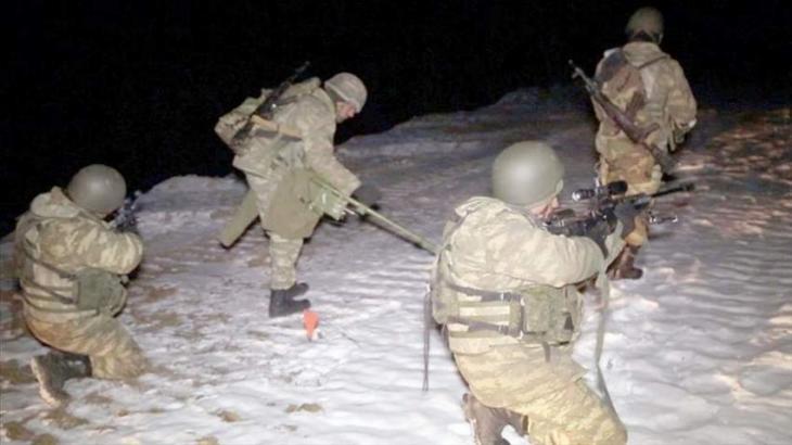 Azerbaijani Defense Ministry Says Member of Armenia's Sabotage Group Detained on Border