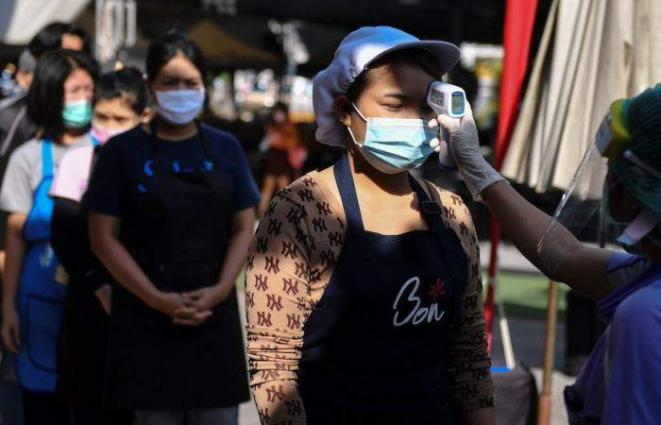 Thailand ramps up vaccination amid rising COVID-19 infections