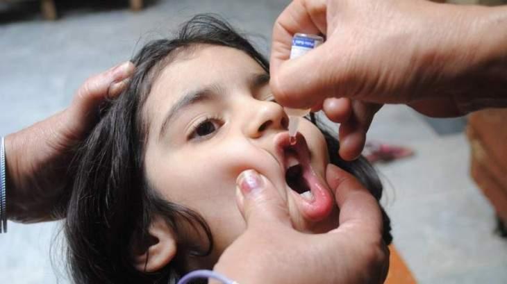 Sub-national polio immunization drive continues