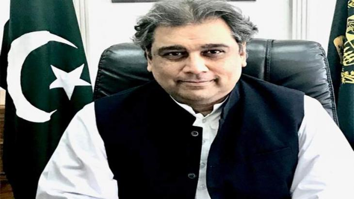On this World Oceans Day; let's pledge to protect our oceans: Ali Zaidi
