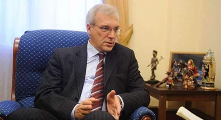 Relocating Donbas Talks From Minsk Will Not Affect Actions of Kiev - Russian Diplomat
