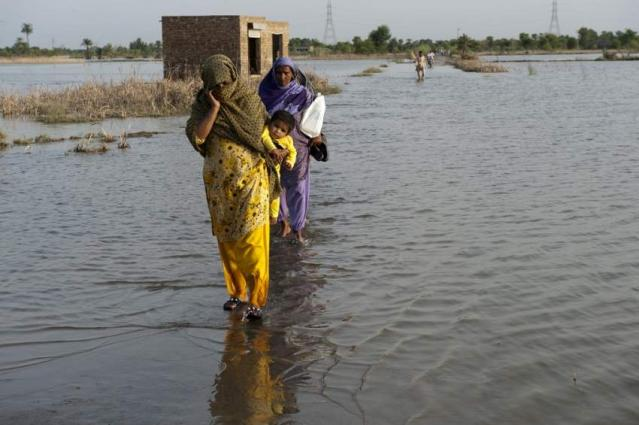 Experts warn of increasing floods, water scarcity due to global warming
