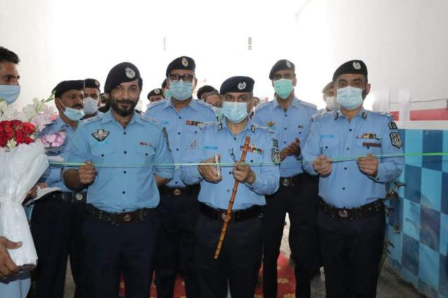 Police set up post in sector D-12