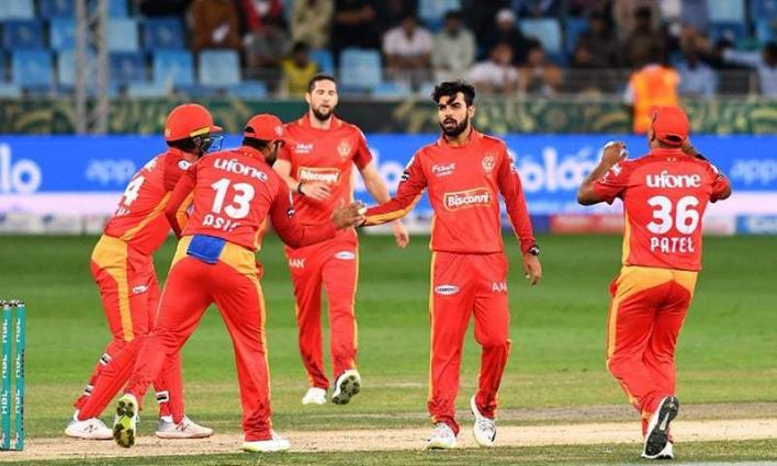 PSL 6: Islamabad United and Lahore Qalandars face each today at Abdu Dhabi
